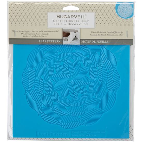 Picture of SugarVeil Leaf Pattern Mat